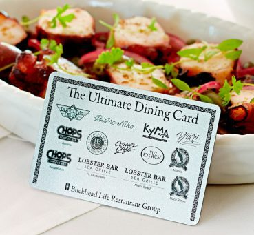 Get the Ultimate Dining Card!